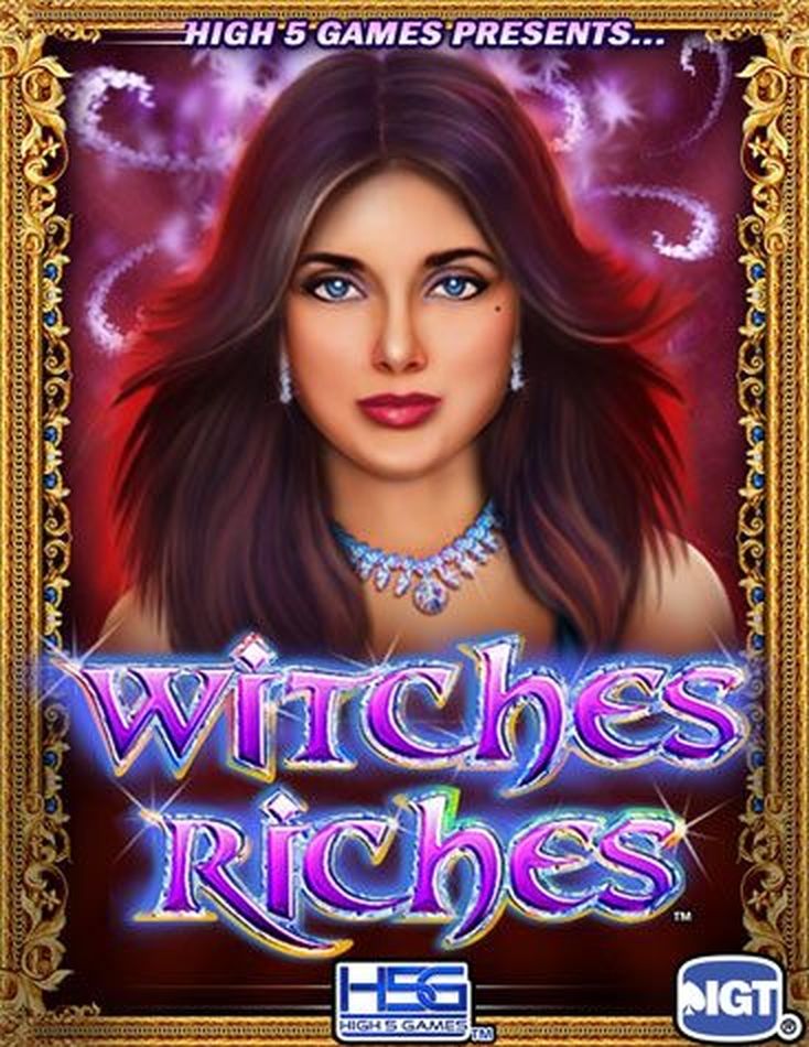 The Witches Riches Online Slot Demo Game by High 5 Games