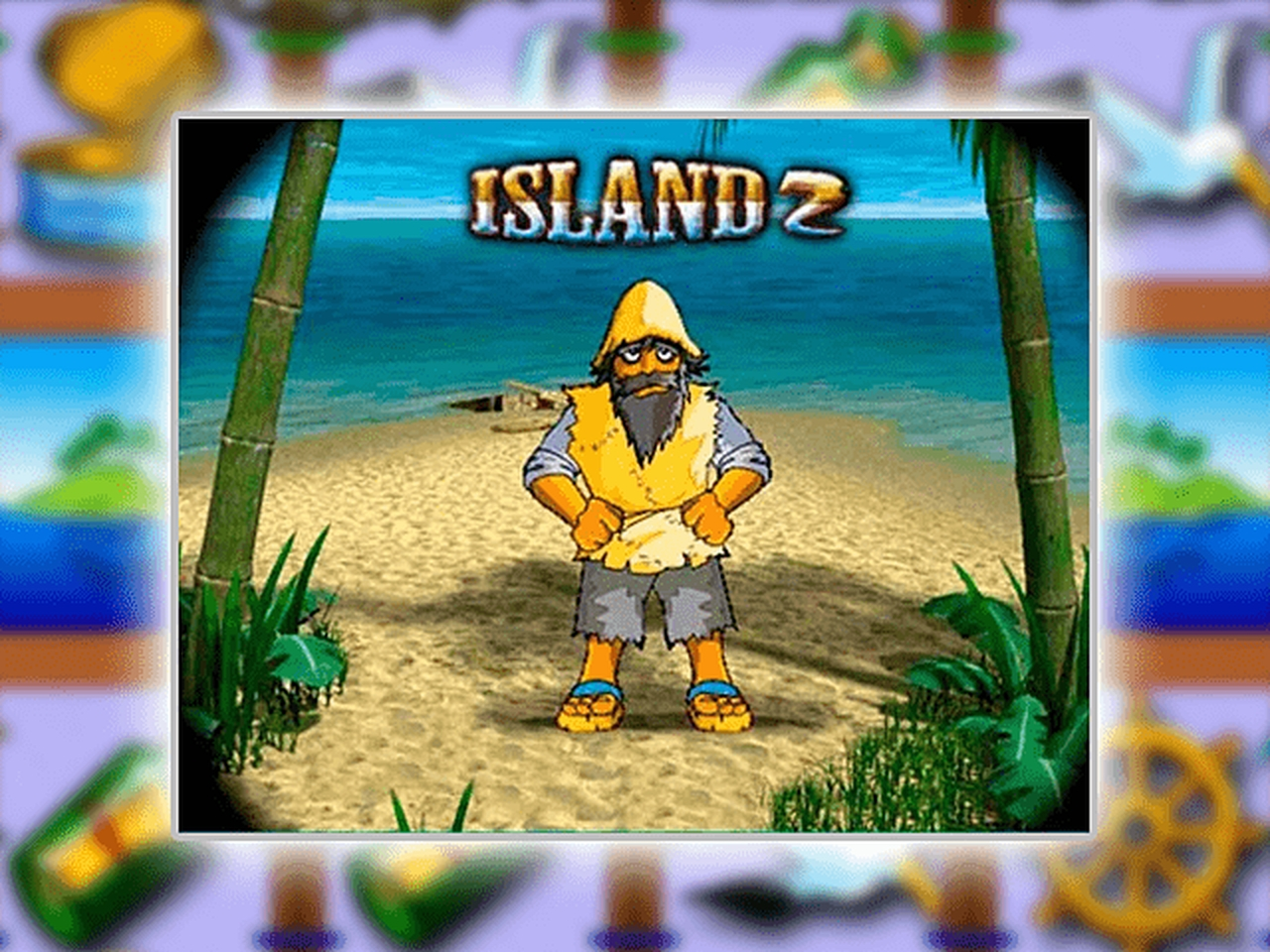 The Island 2 Online Slot Demo Game by Igrosoft