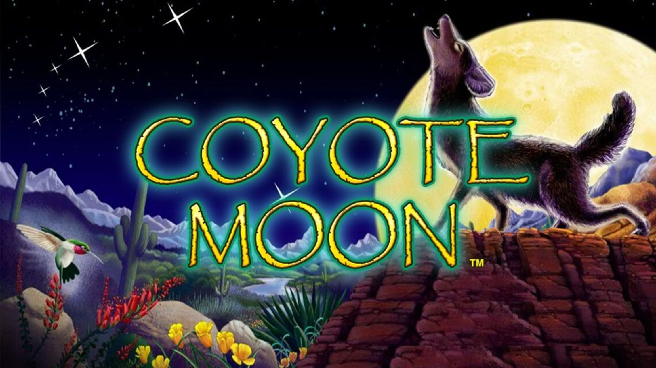 The Coyote Moon Online Slot Demo Game by IGT