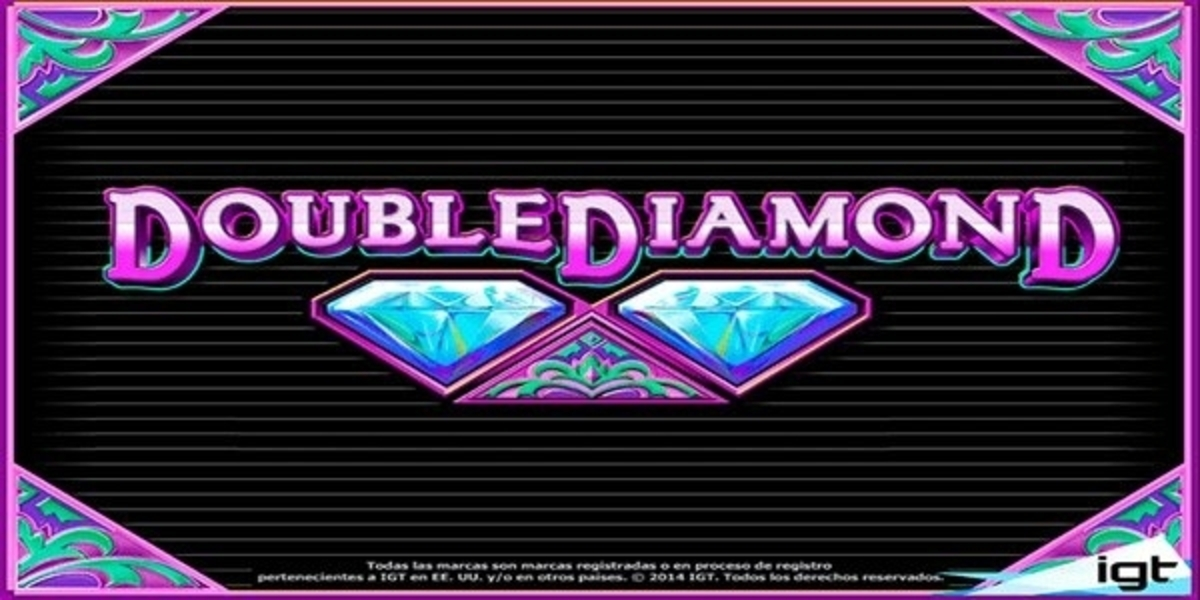 The Double Diamond Online Slot Demo Game by IGT