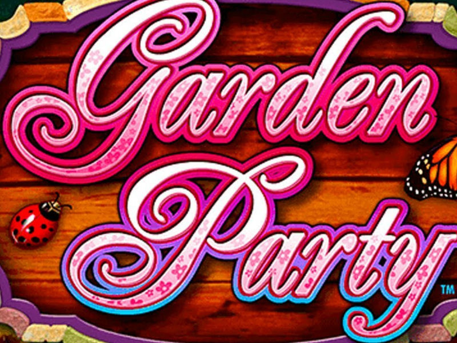 The Garden Party Online Slot Demo Game by IGT
