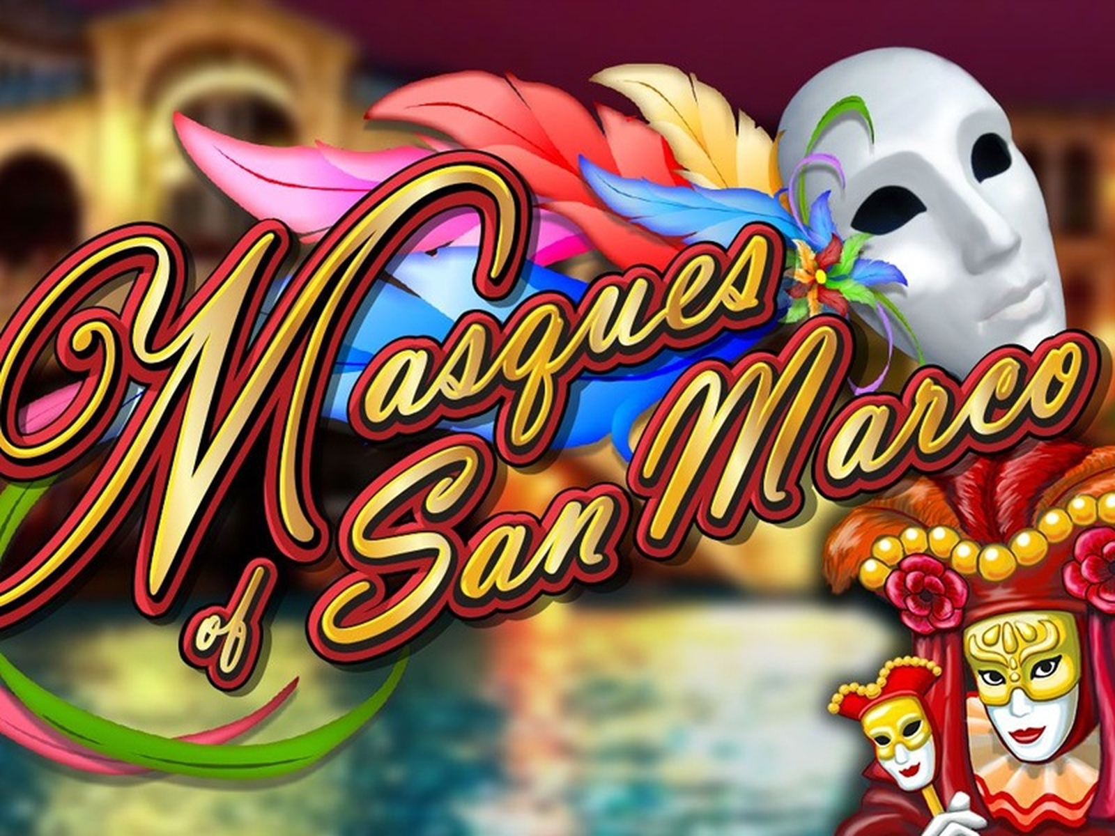 The Masques of San Marco Online Slot Demo Game by IGT