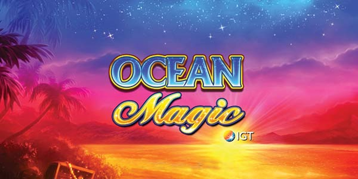 The Ocean Magic Online Slot Demo Game by IGT