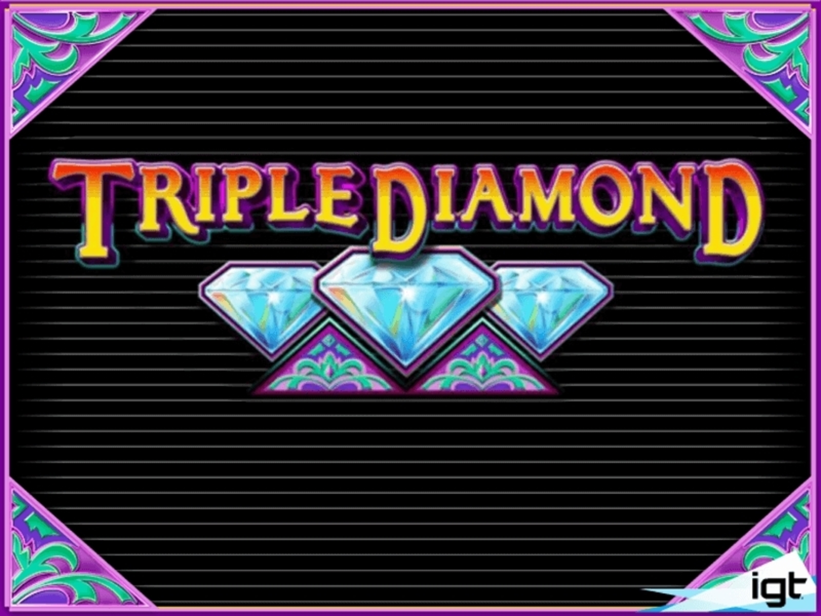 The Triple Diamond Online Slot Demo Game by IGT