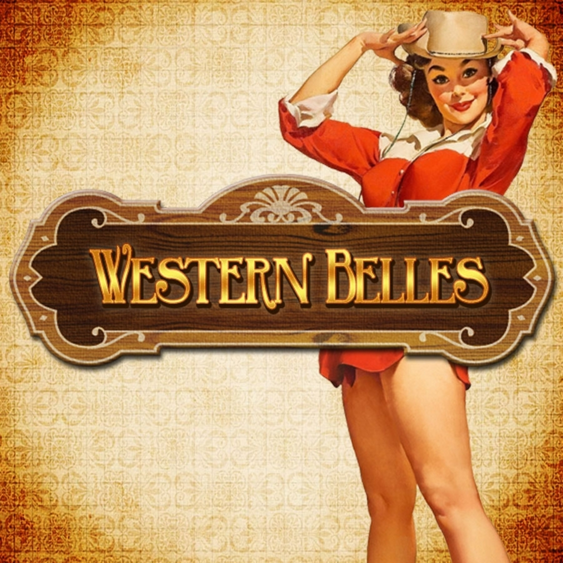 The Western Belles Online Slot Demo Game by IGT