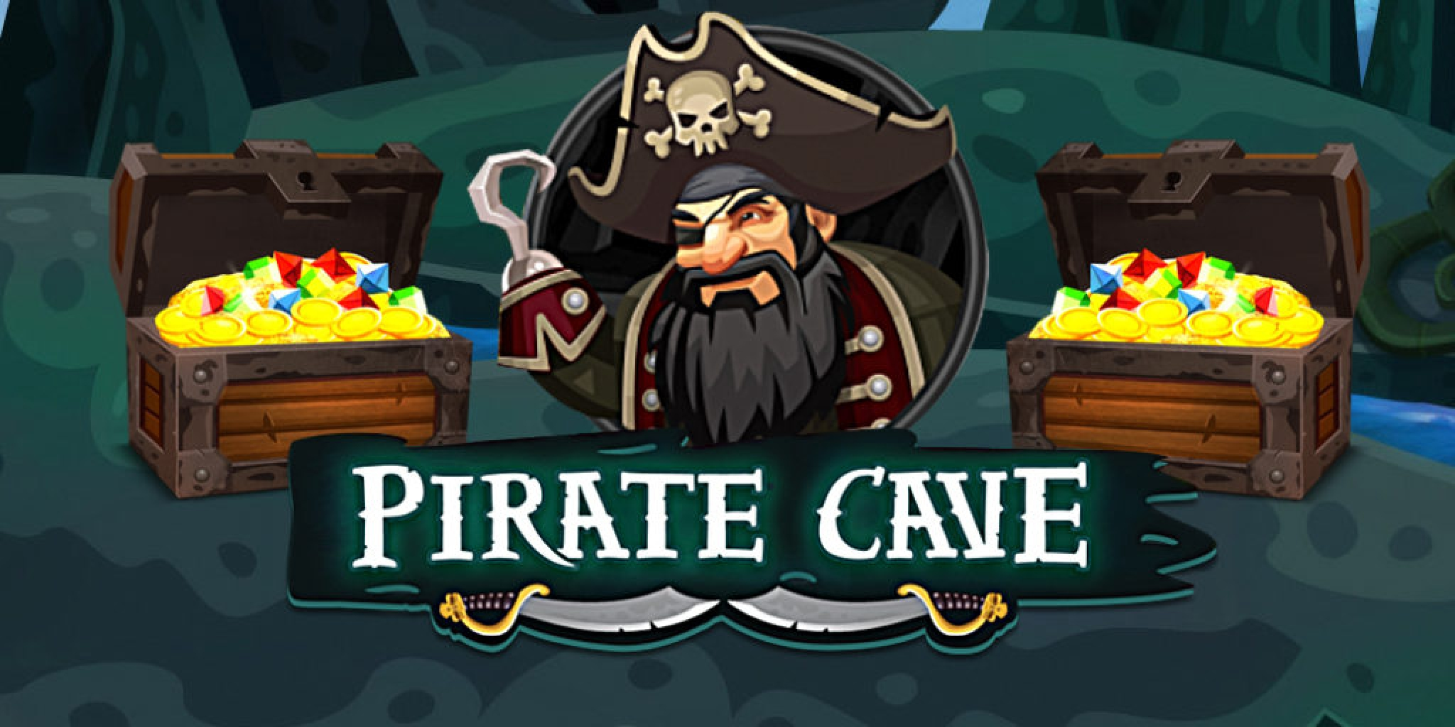 The Pirate Cave Online Slot Demo Game by Inbet Games