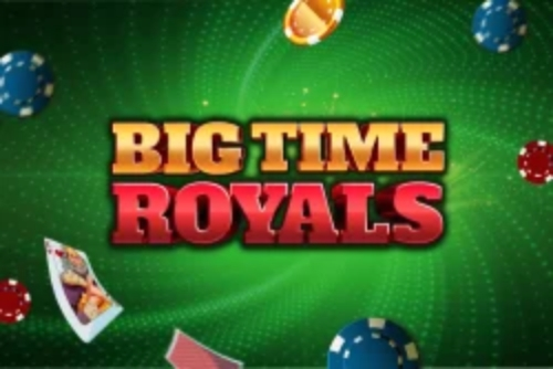The Big Time Royals Online Slot Demo Game by Intouch Games