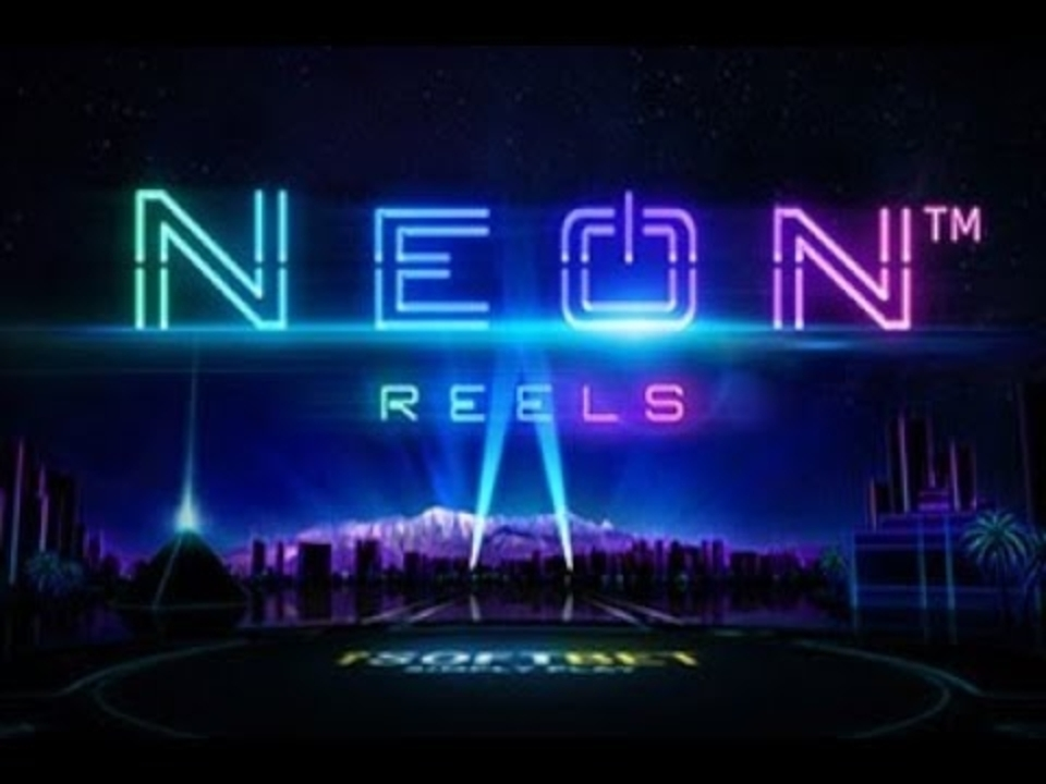 Reels in Neon Reels Slot Game by iSoftBet