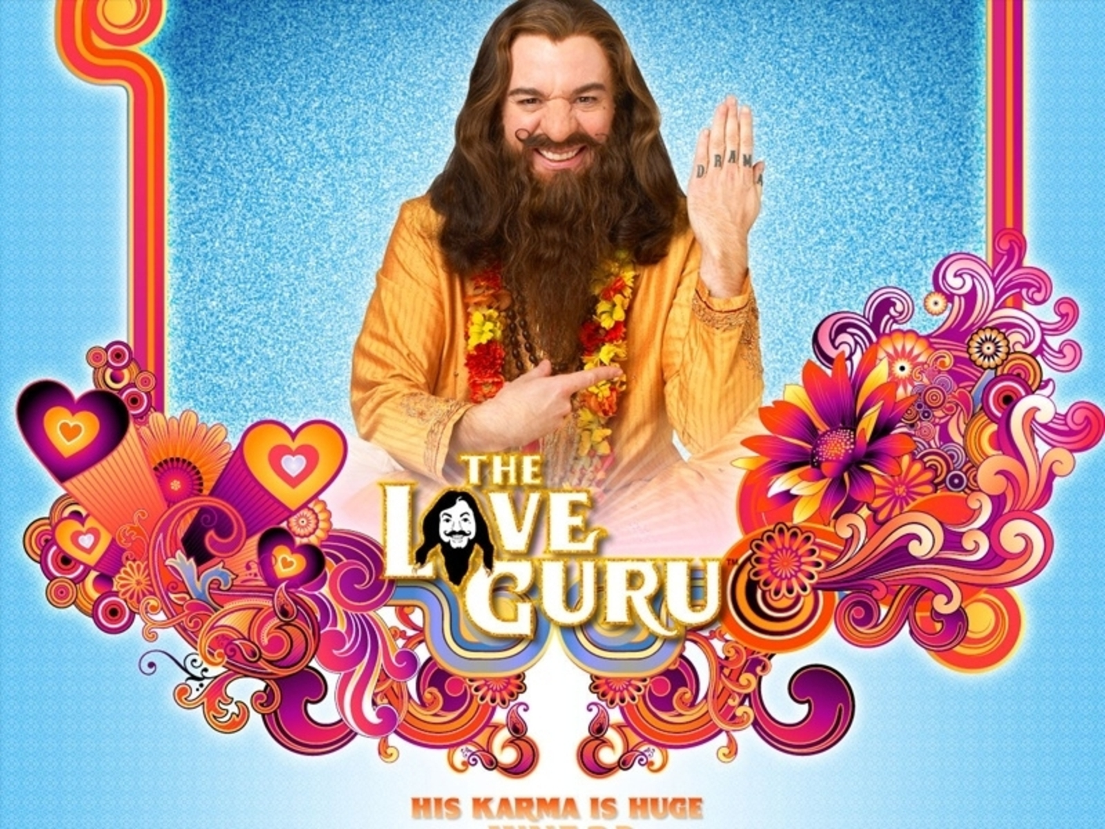 The The Love Guru Online Slot Demo Game by iSoftBet