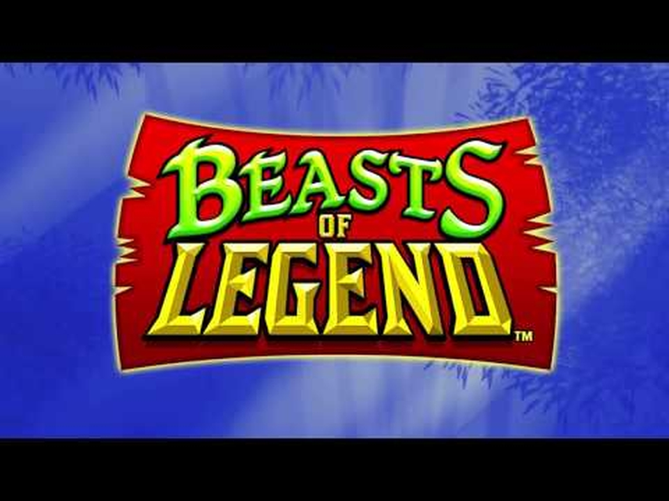 The Beasts of Legend Online Slot Demo Game by Incredible Technologies