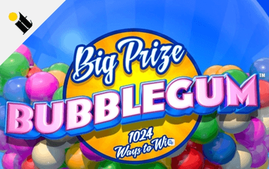 The Big Prize Bubblegum Deluxe Online Slot Demo Game by Incredible Technologies