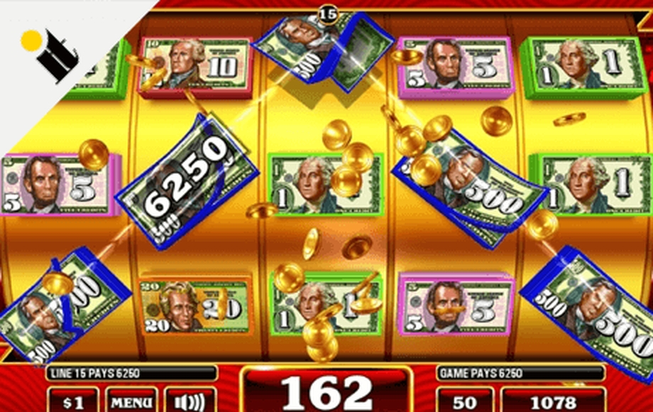 The Crazy Money Deluxe VIP Online Slot Demo Game by Incredible Technologies