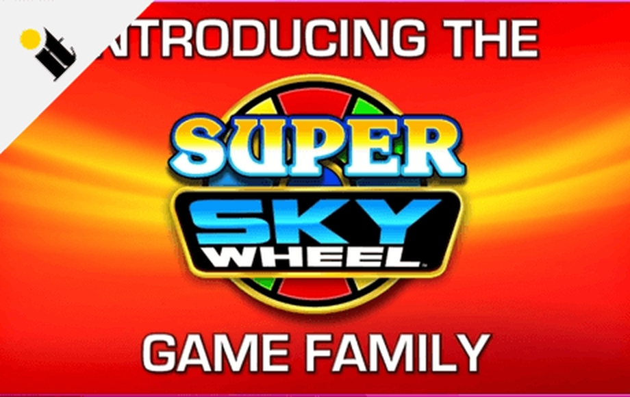Reels in Crazy Money Super Sky Wheel Slot Game by Incredible Technologies