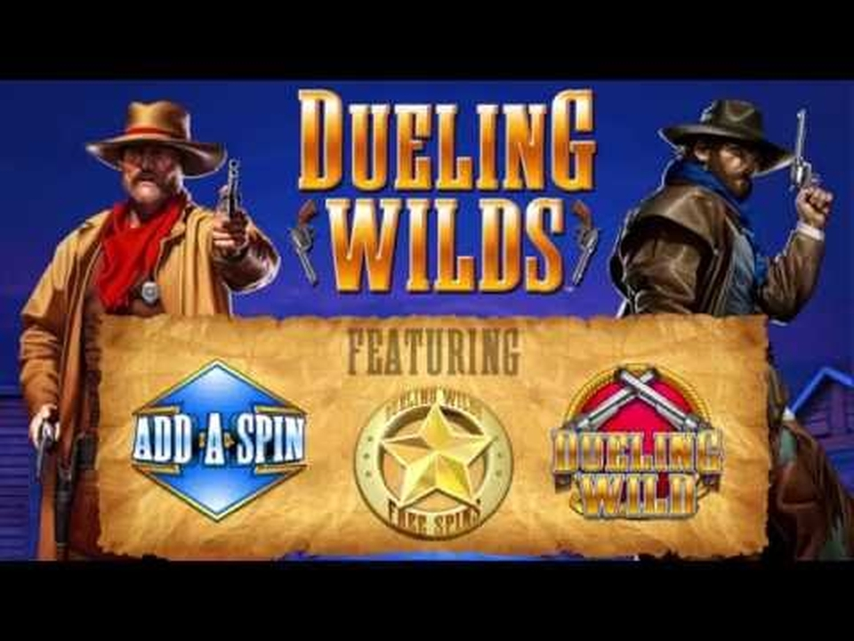 The Dueling Wilds Online Slot Demo Game by Incredible Technologies