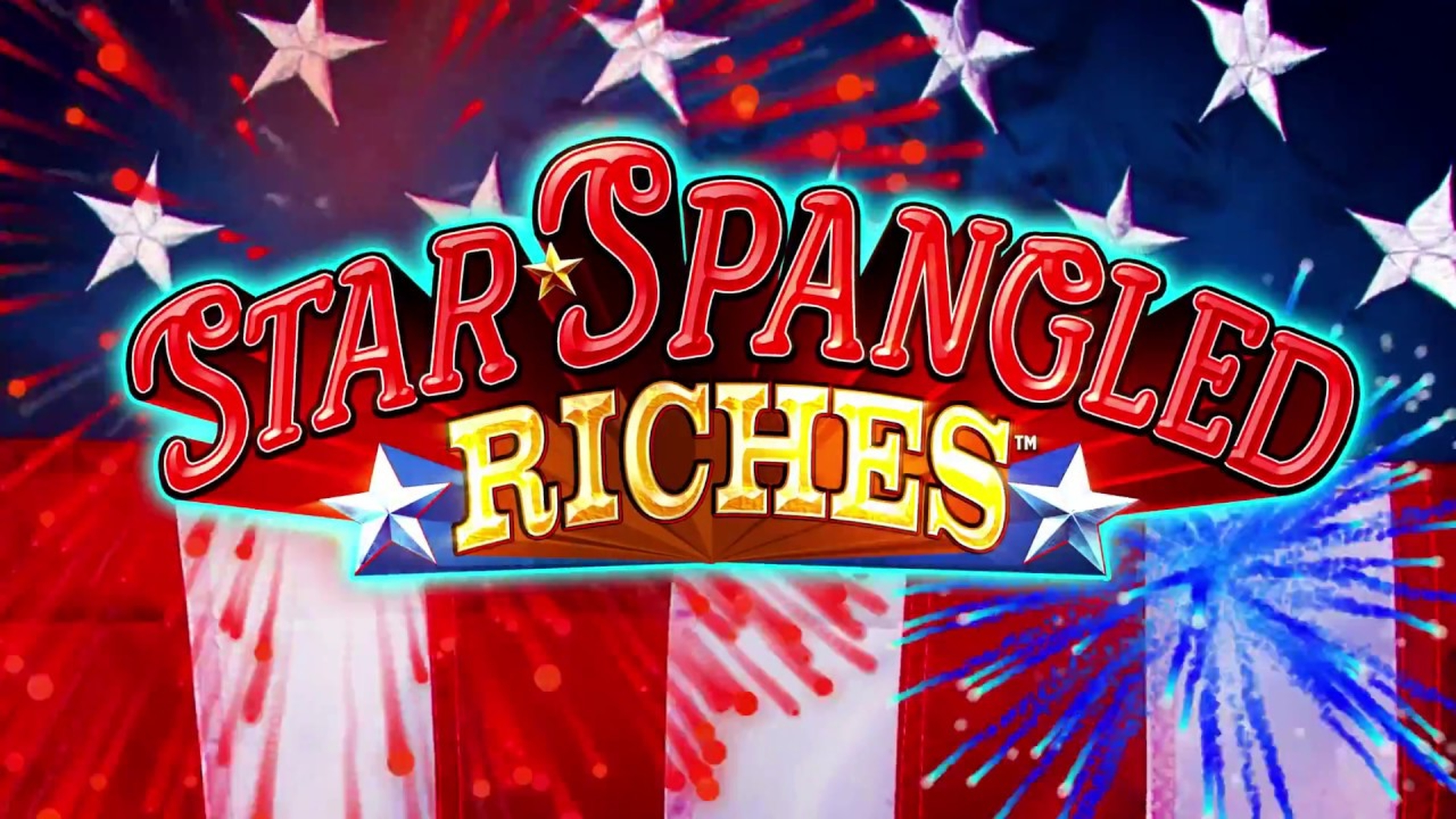 The Star Spangled Riches Online Slot Demo Game by Incredible Technologies