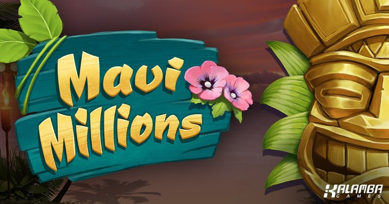 The Maui Millions Online Slot Demo Game by Kalamba Games