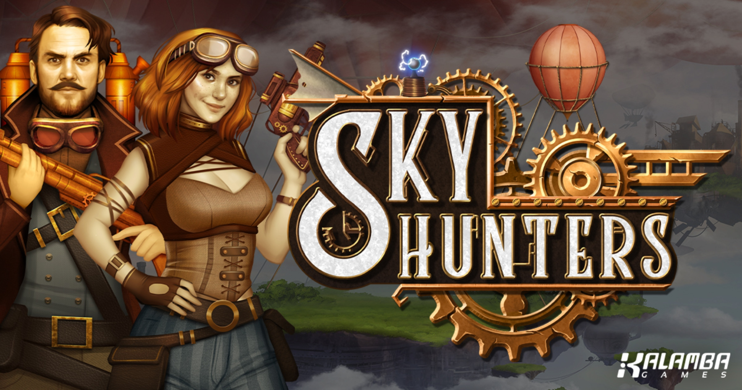The Sky Hunters Online Slot Demo Game by Kalamba Games