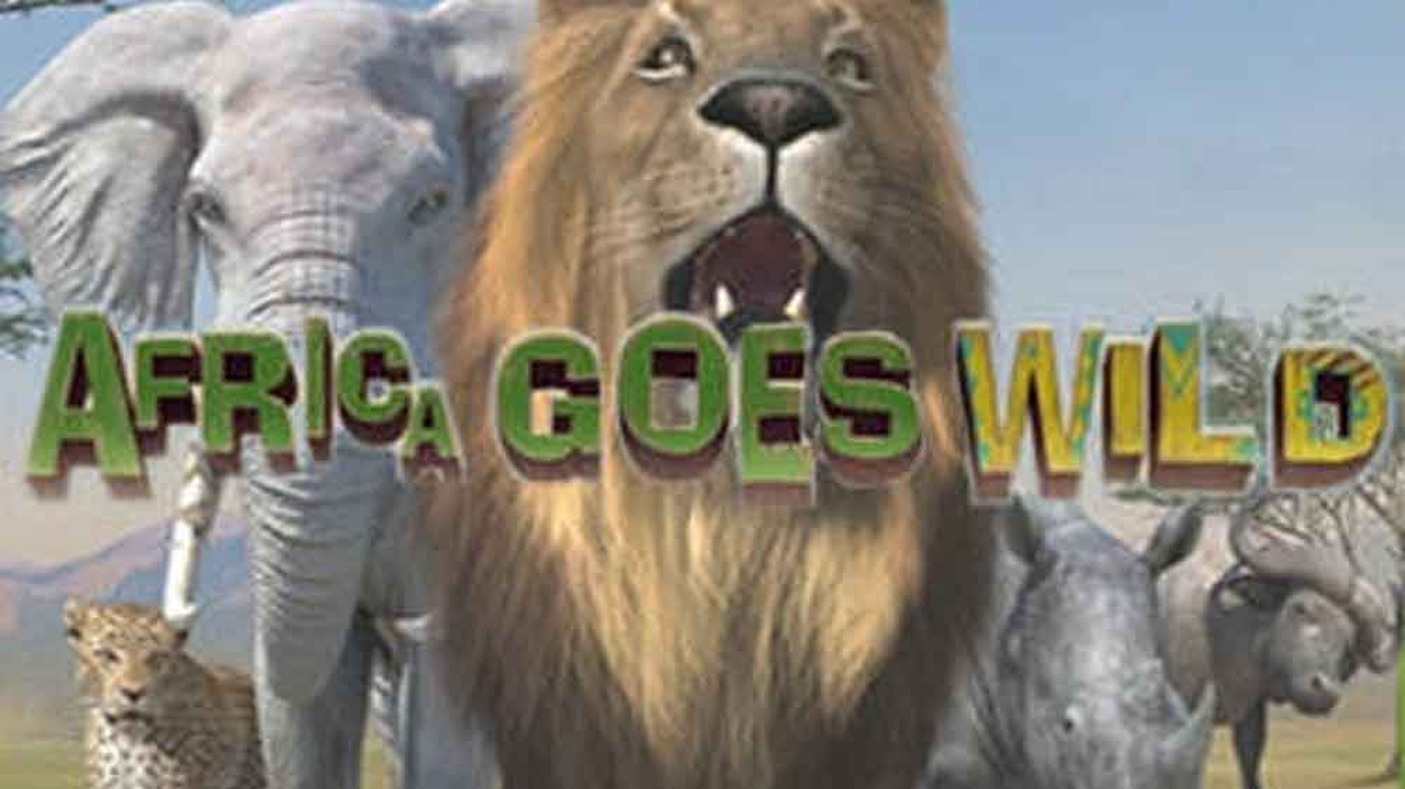 The Africa Goes Wild Online Slot Demo Game by Leander Games