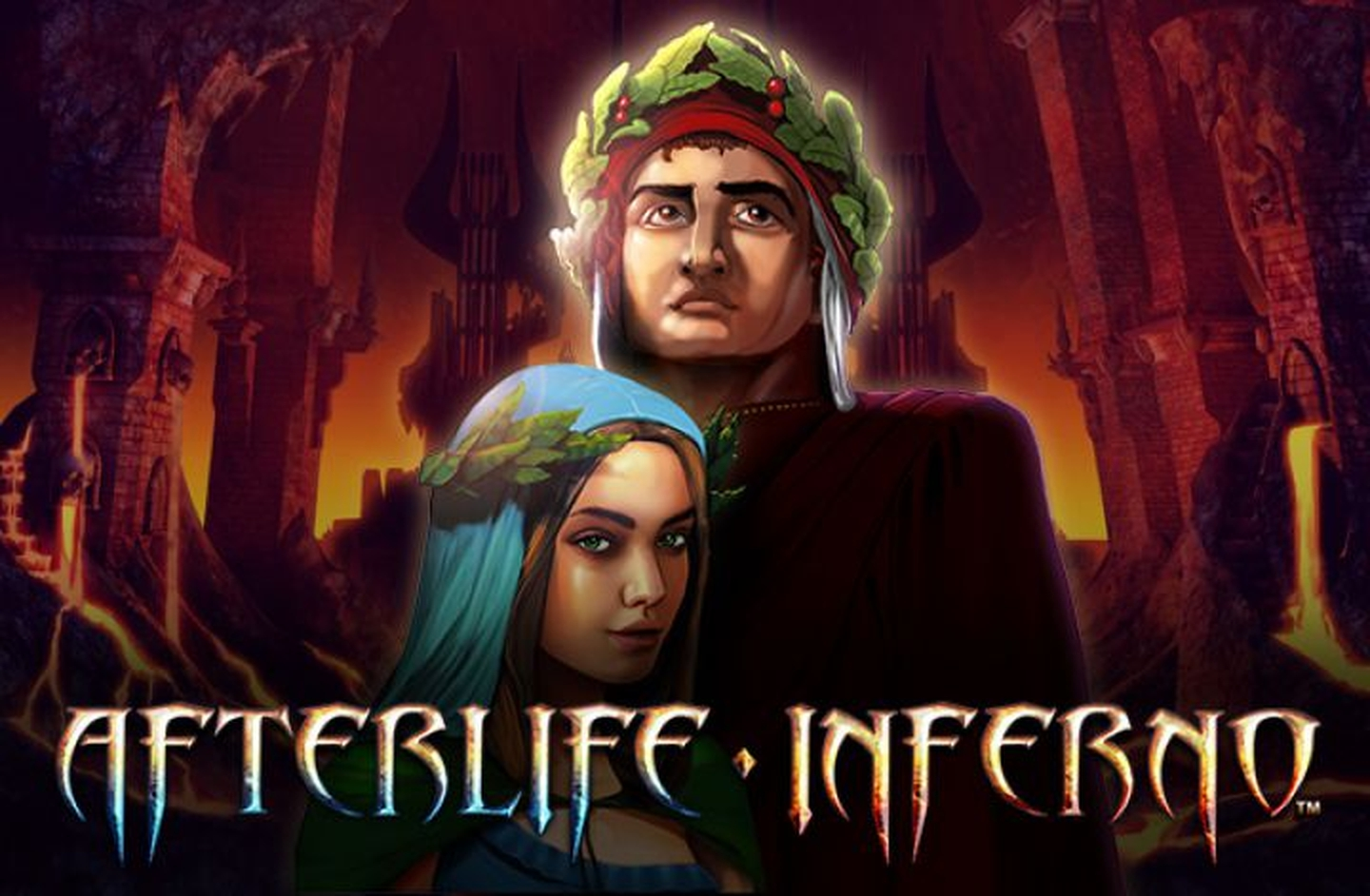 The Afterlife Inferno Online Slot Demo Game by Leander Games