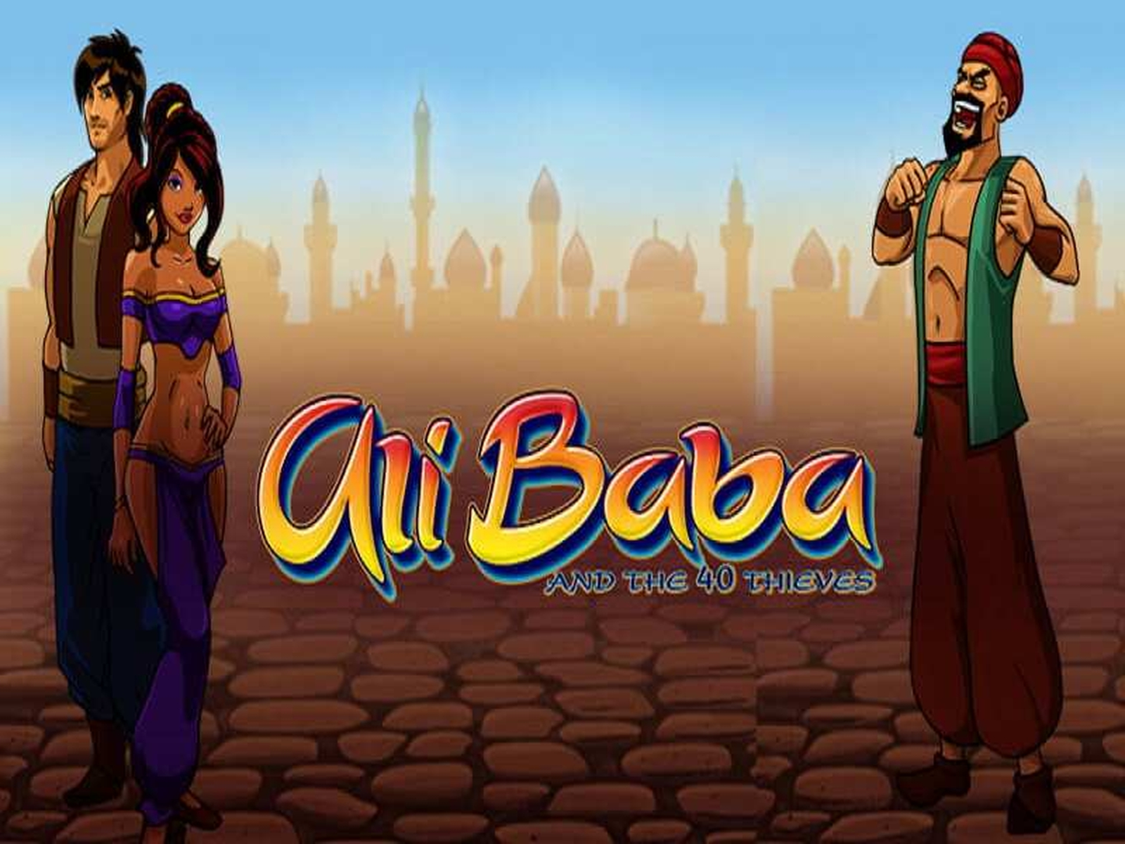The AliBaba and the 40 Thieves Online Slot Demo Game by Leander Games