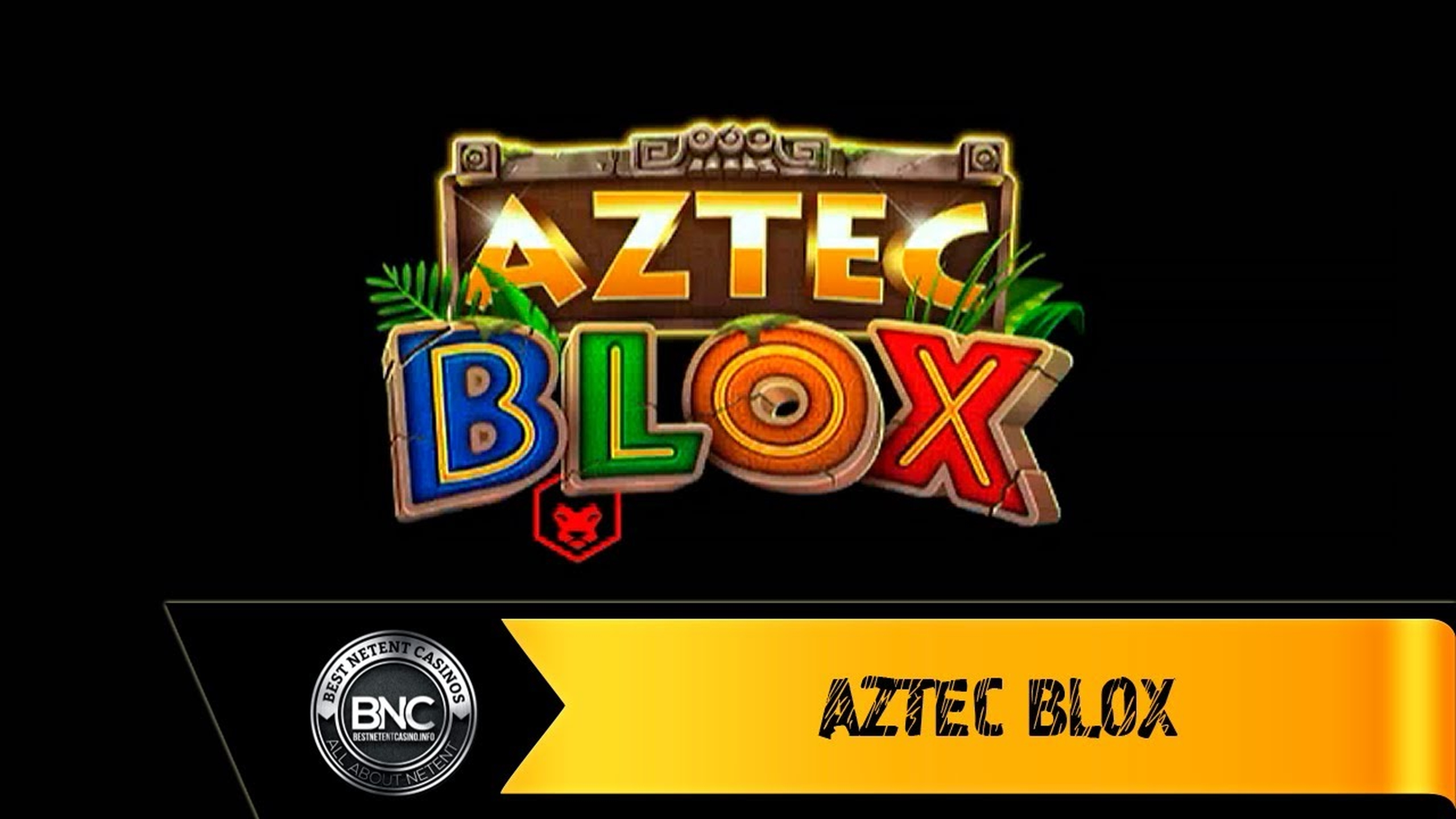 The Aztec Blox Online Slot Demo Game by Leander Games