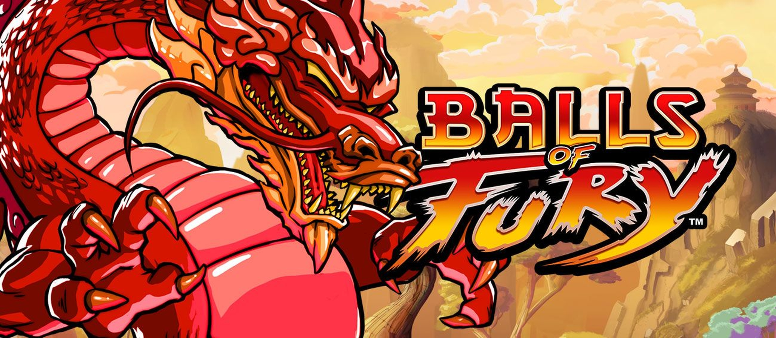 The Balls of Fury Online Slot Demo Game by Leander Games