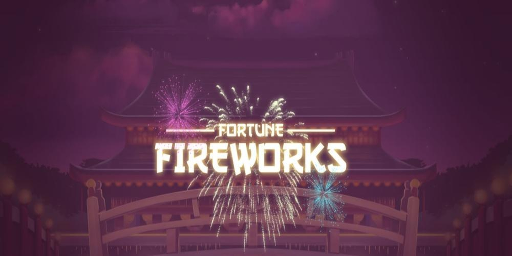 The Fortune Fireworks Online Slot Demo Game by Leander Games