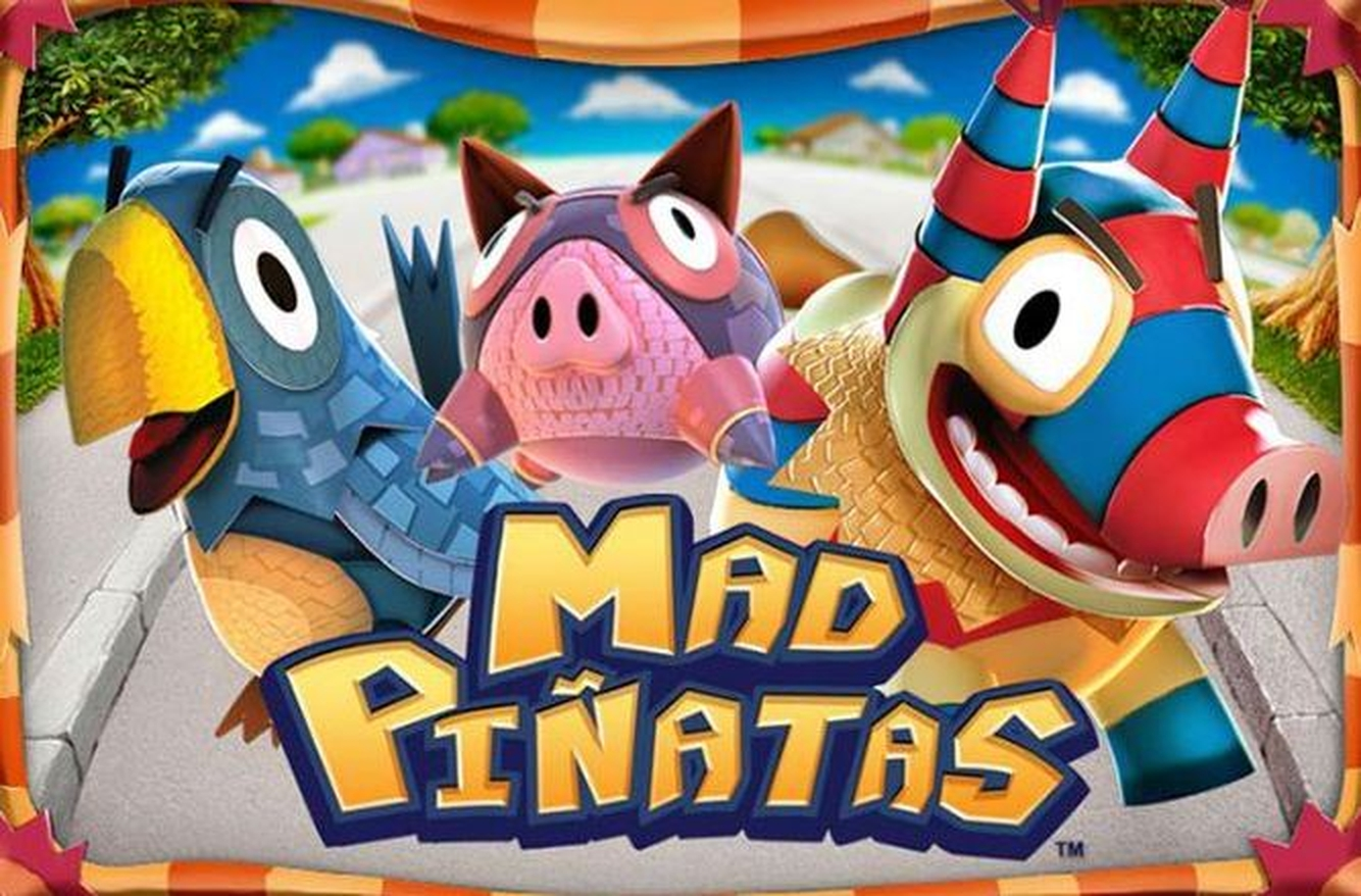 The Mad Pinatas Online Slot Demo Game by Leander Games