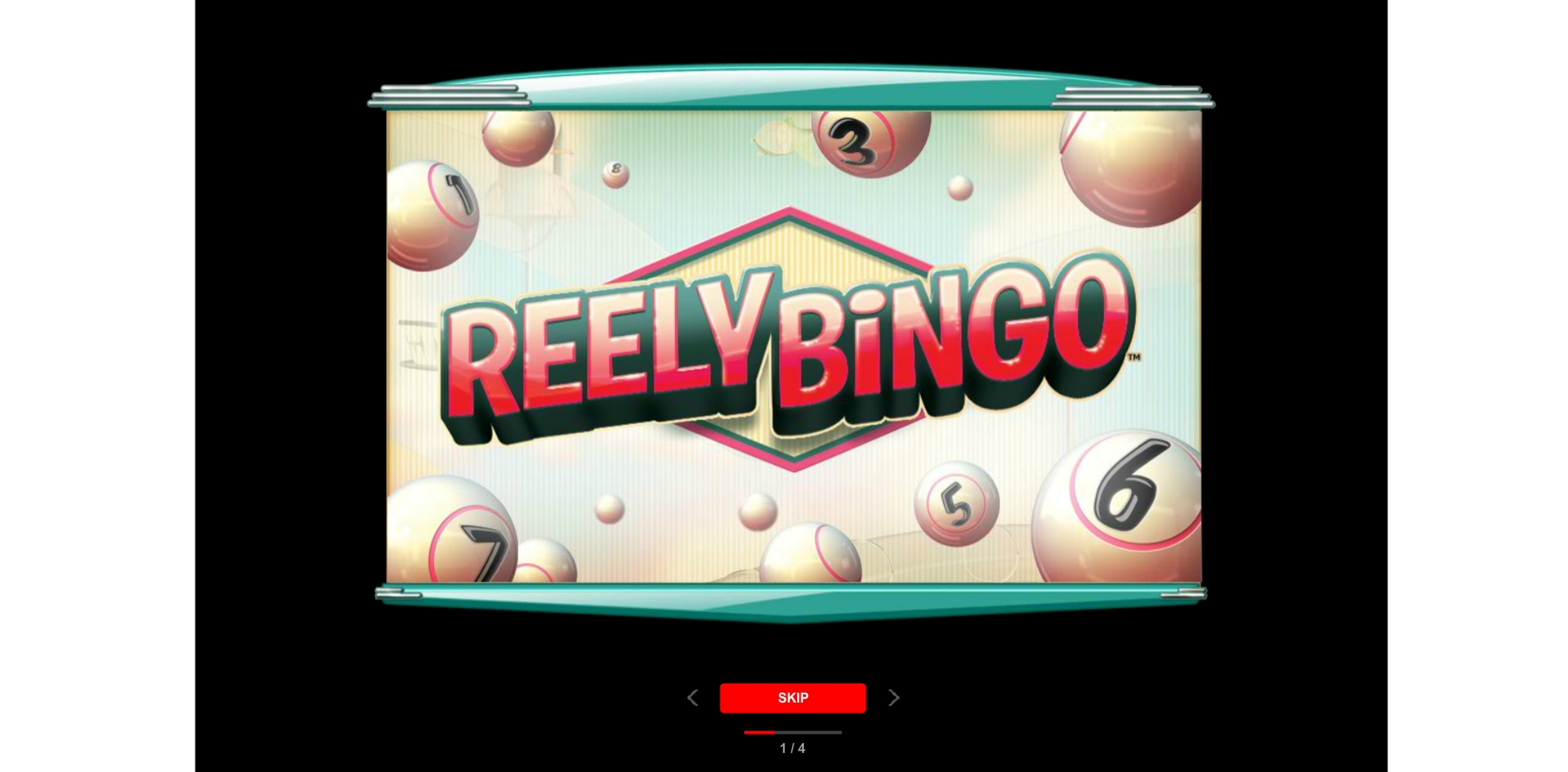 Play Reely Bingo Free Casino Slot Game by Leander Games