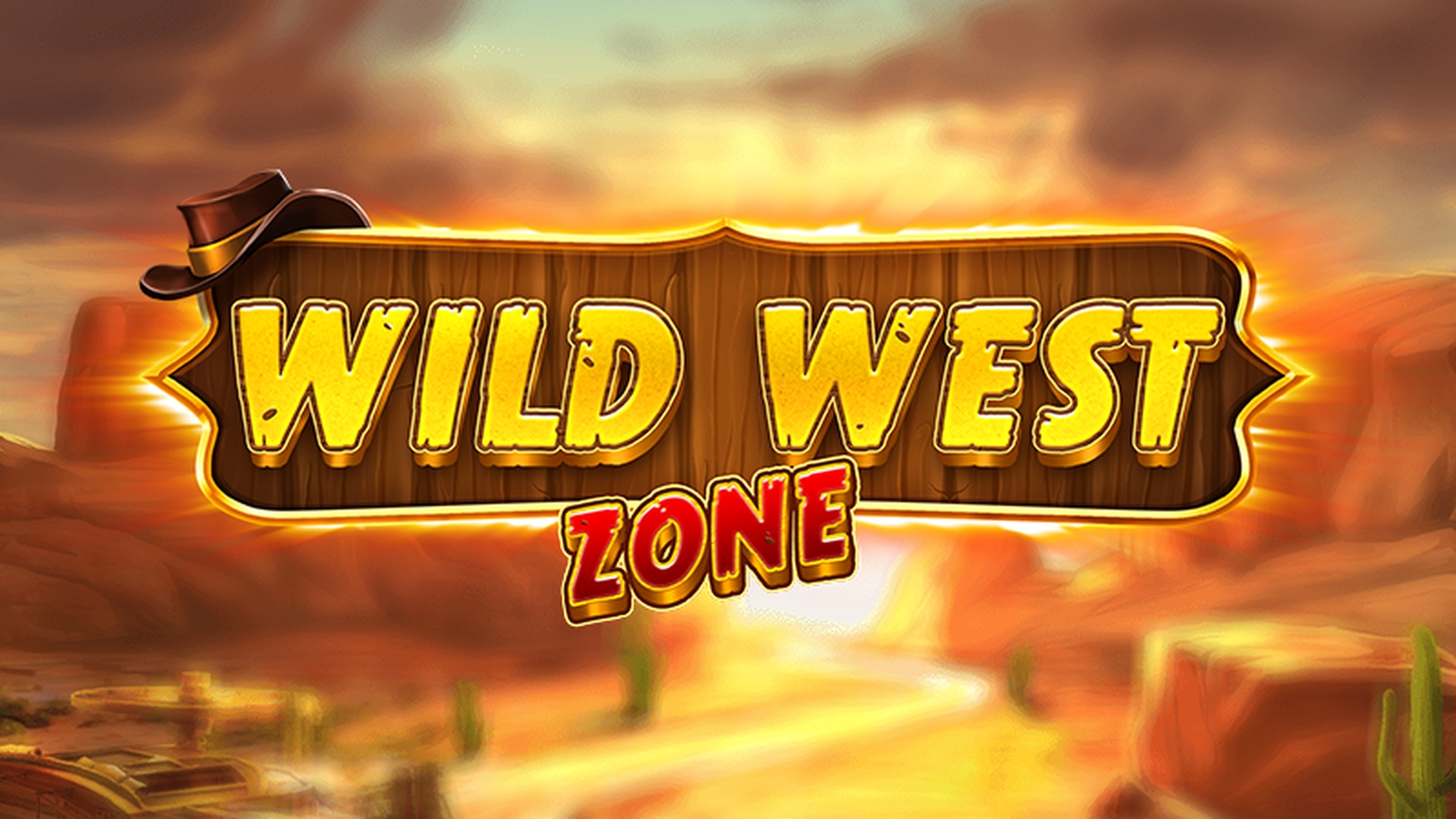 The Wild West Zone Online Slot Demo Game by Leander Games