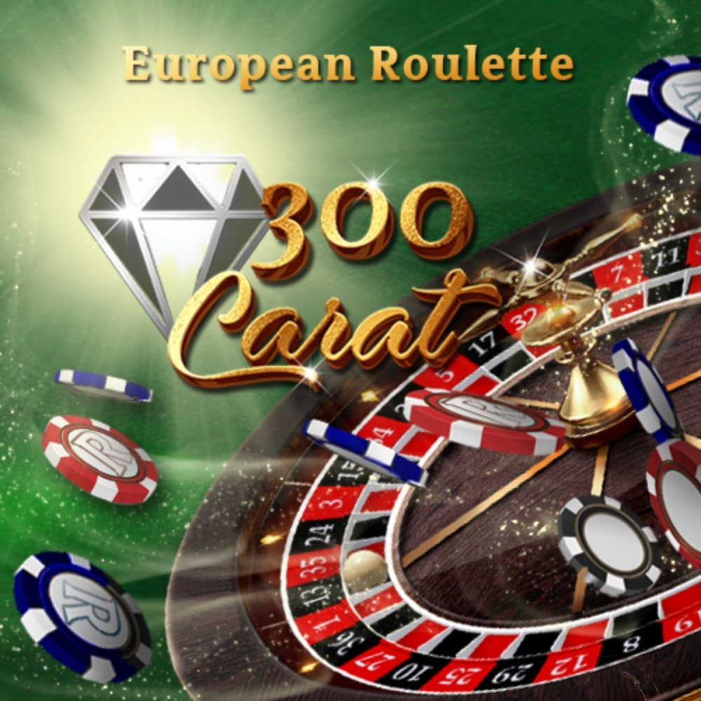 The 300 Carat Roulette Online Slot Demo Game by Leap Gaming