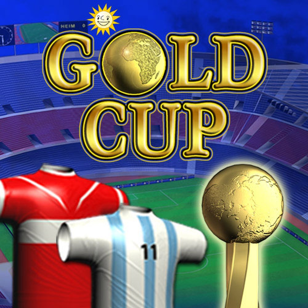 The Gold Cup Online Slot Demo Game by Merkur