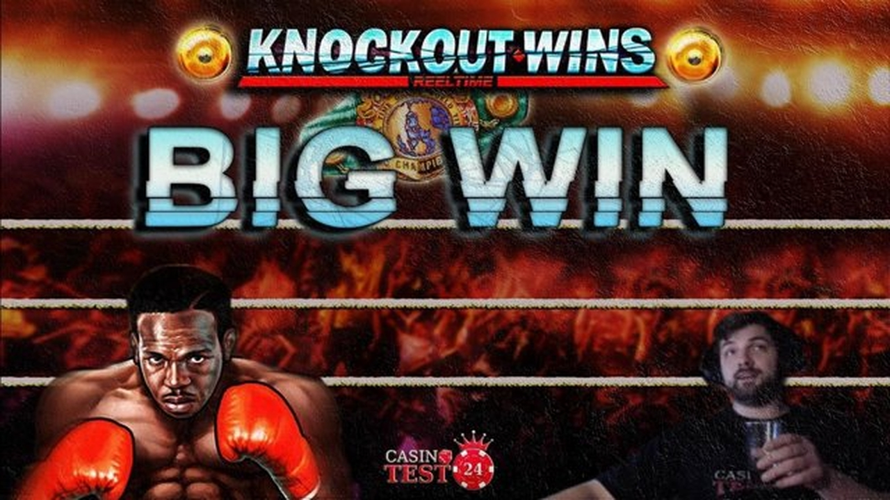 The Knockout Wins Online Slot Demo Game by Merkur