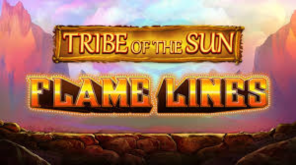 The Tribe Of The Sun Online Slot Demo Game by Merkur