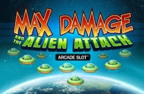 The Max Damage and the Alien Attack Online Slot Demo Game by Microgaming
