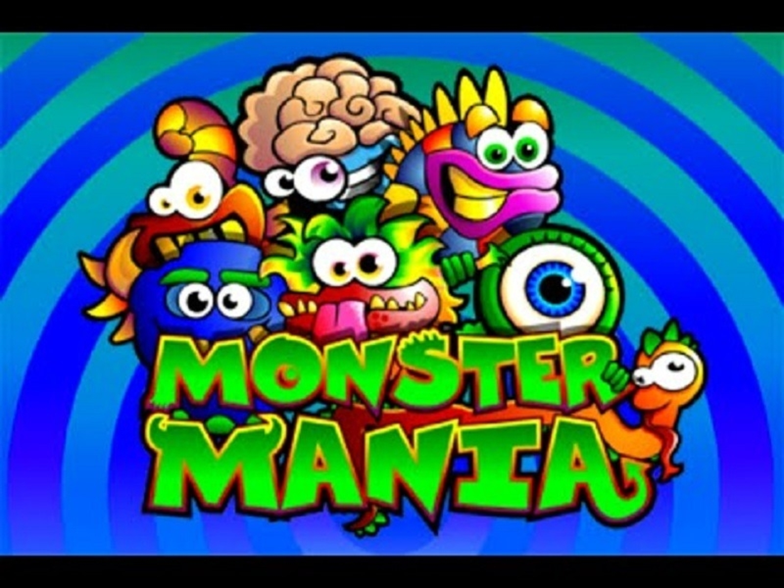 The Monster Mania Online Slot Demo Game by Microgaming