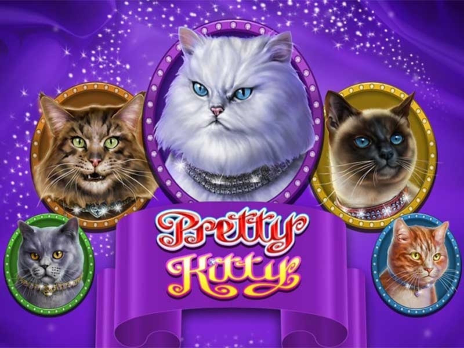 The Pretty Kitty Online Slot Demo Game by Microgaming