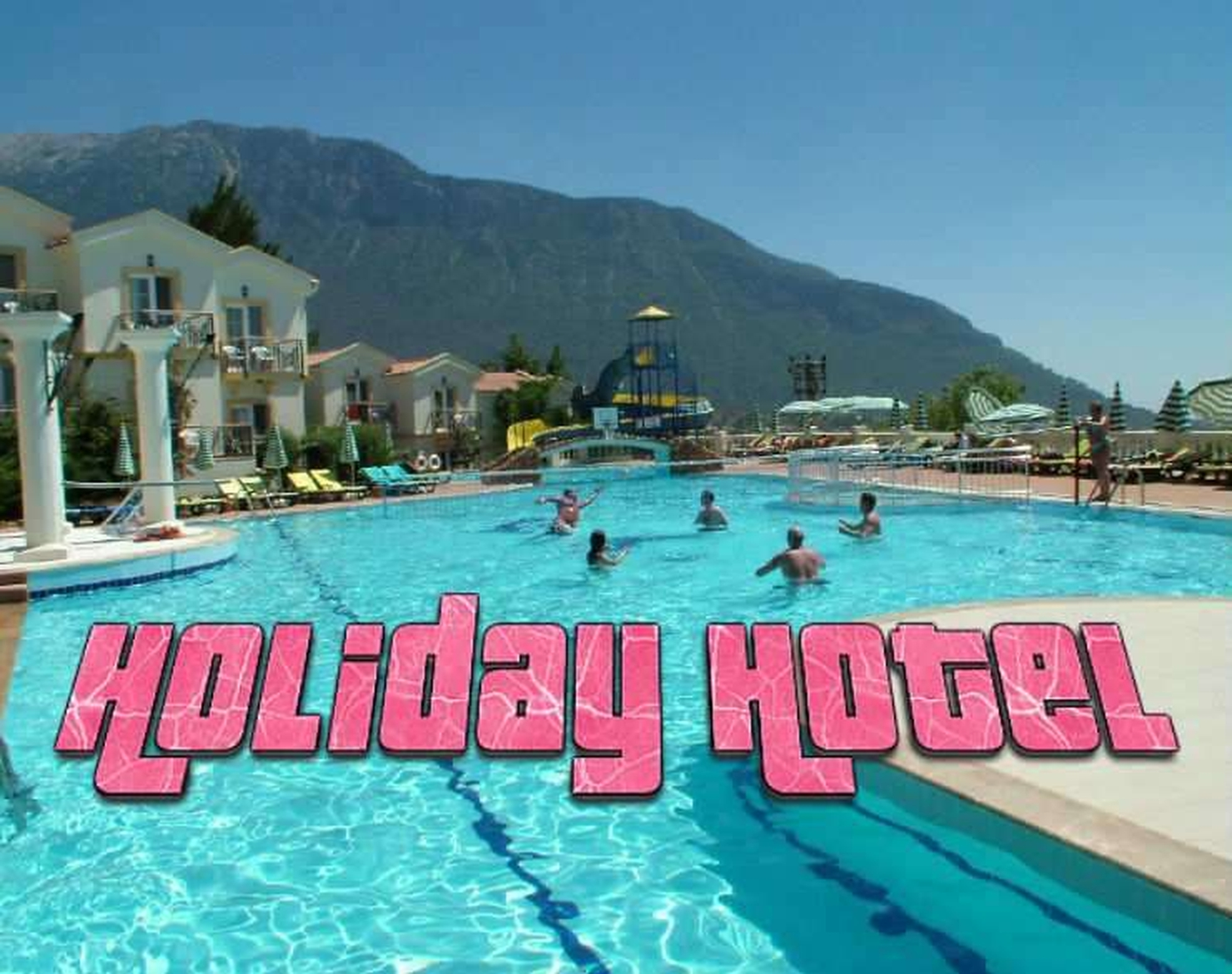The Holiday Hotel Online Slot Demo Game by NeoGames
