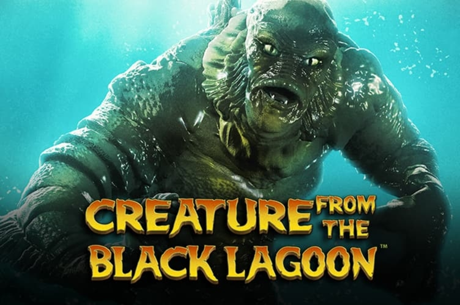 The Creature from the Black Lagoon Online Slot Demo Game by NetEnt