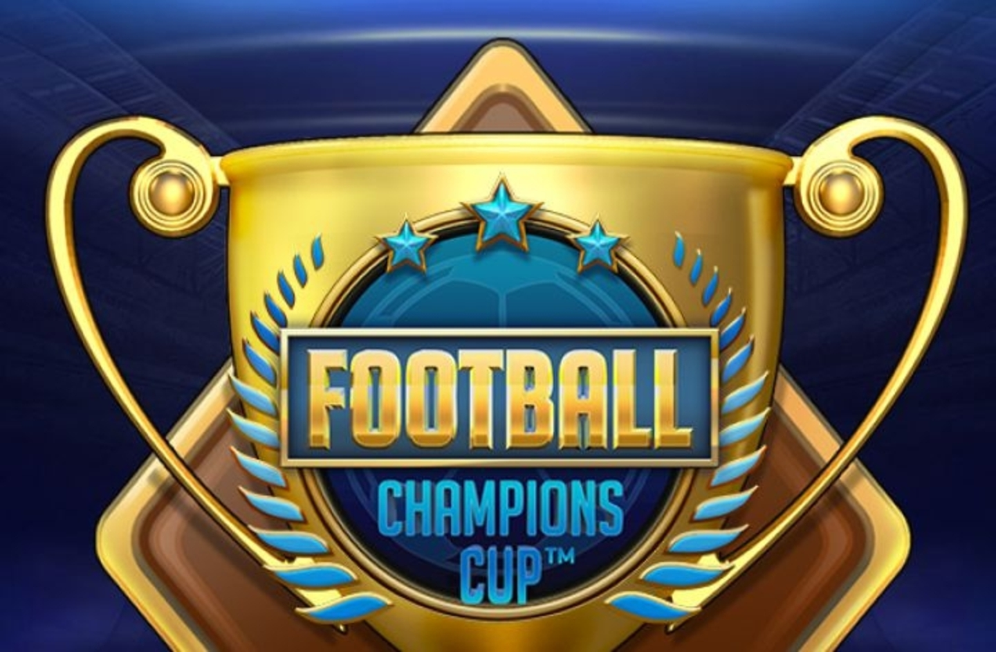 The Football: Champions Cup Online Slot Demo Game by NetEnt