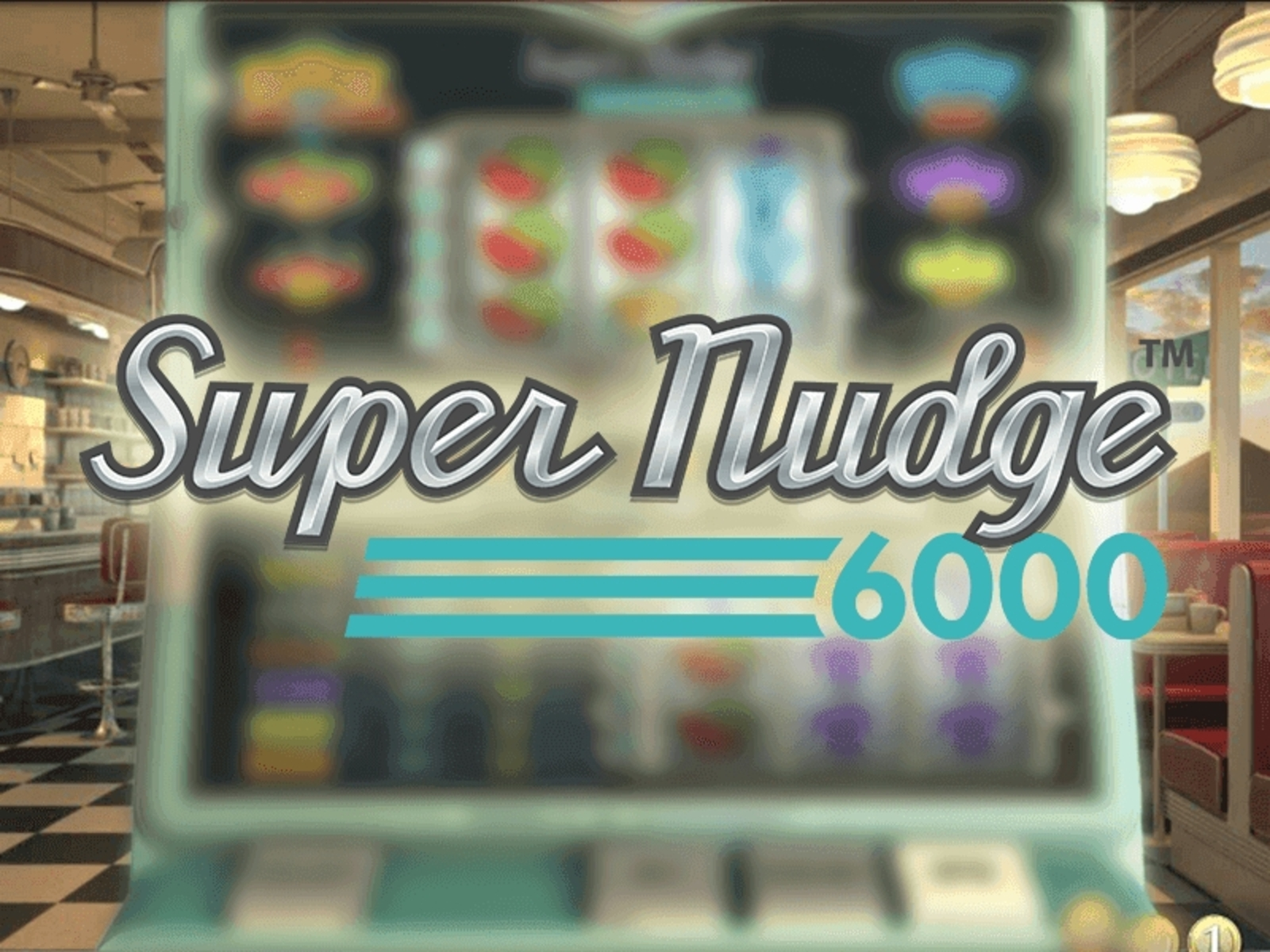 The Super Nudge 6000 Online Slot Demo Game by NetEnt