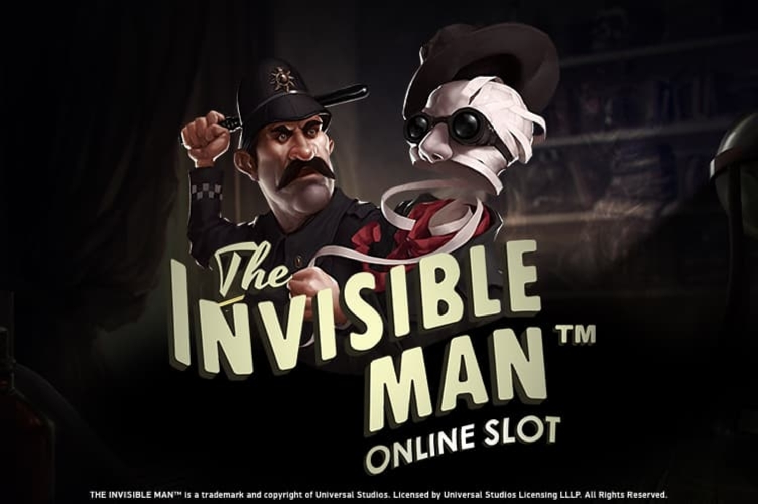 The The Invisible Man Online Slot Demo Game by NetEnt