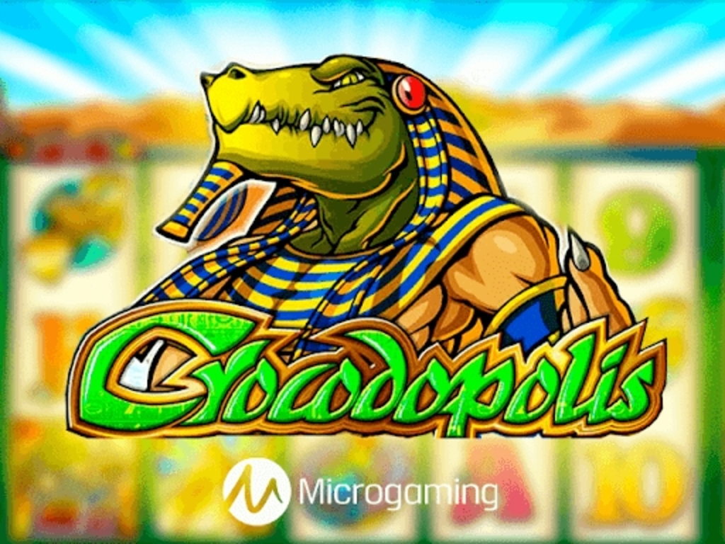 The Crocodopolis Online Slot Demo Game by NextGen