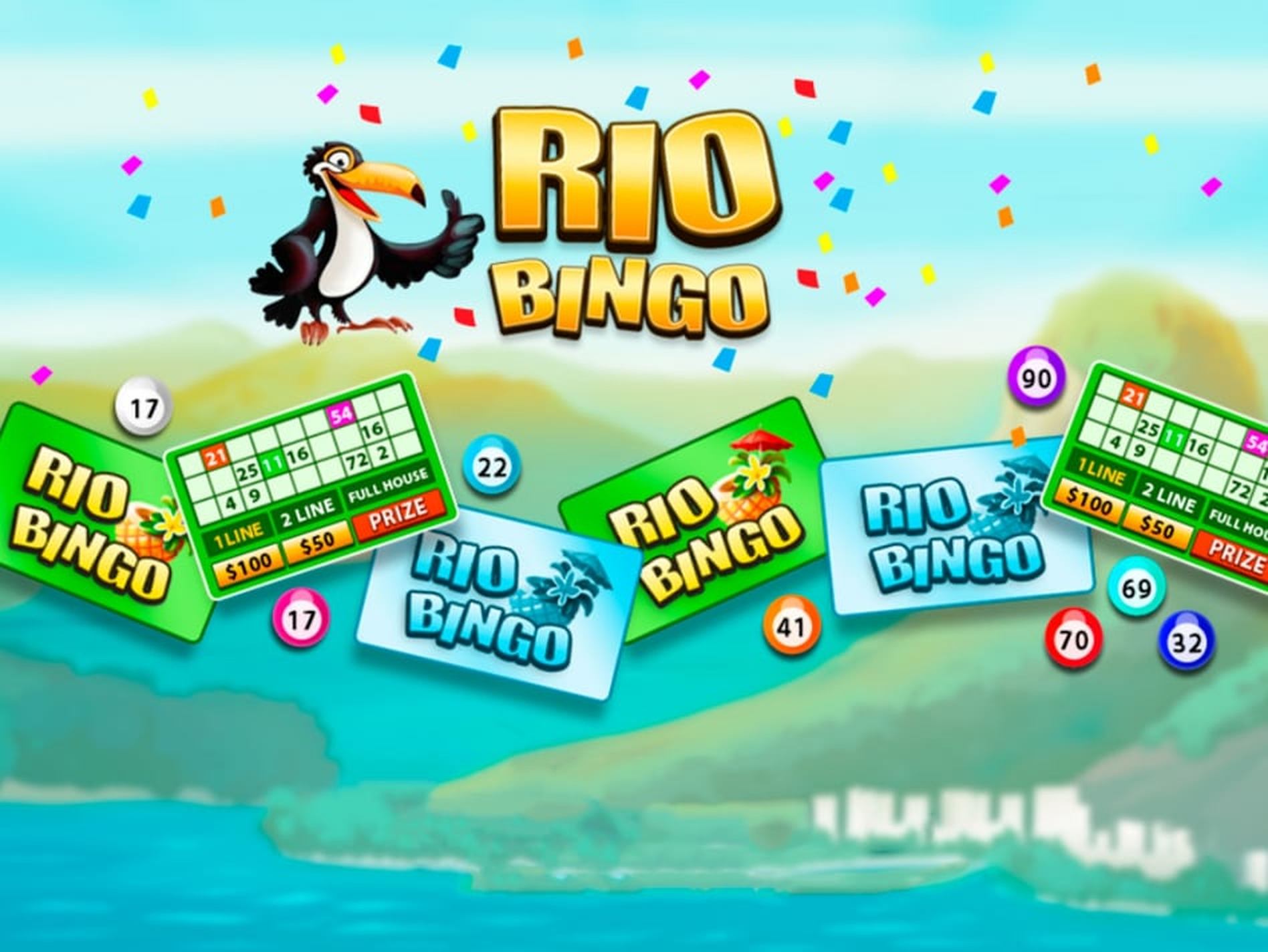 The Rio Bingo Online Slot Demo Game by Pariplay