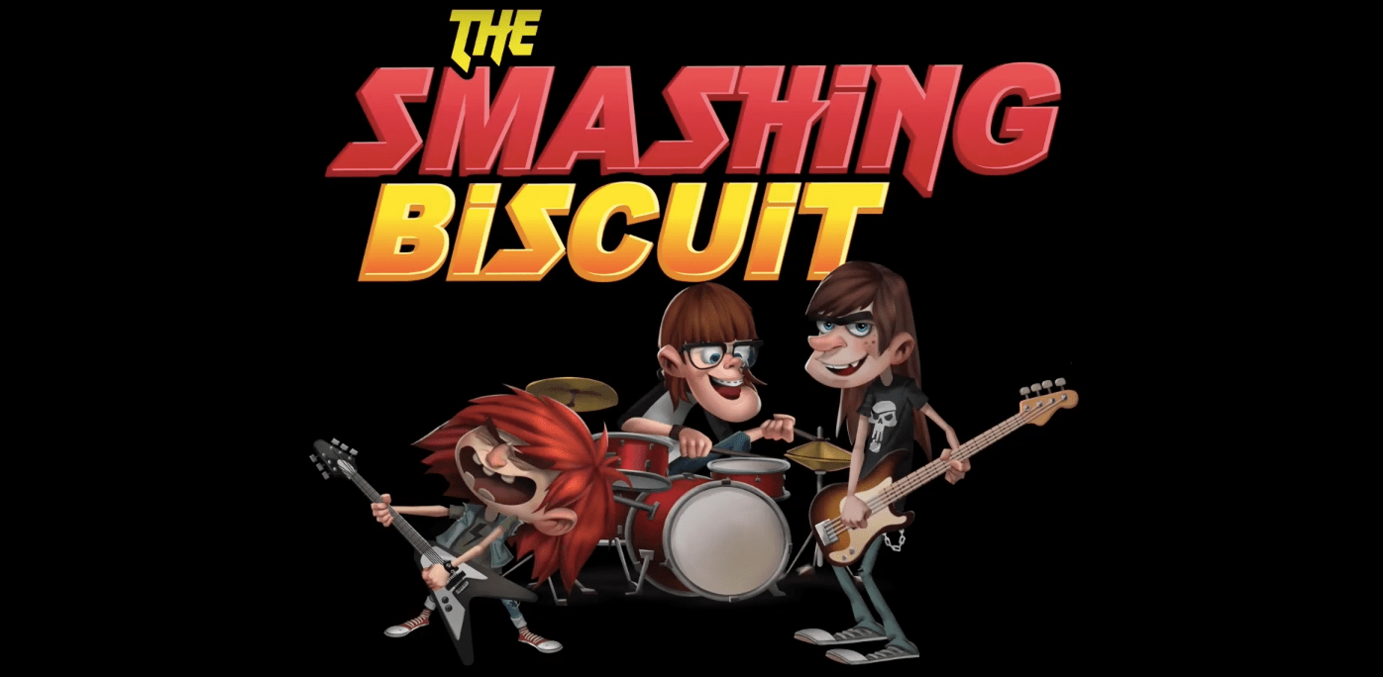 The The Smashing Biscuit Online Slot Demo Game by PearFiction Studios