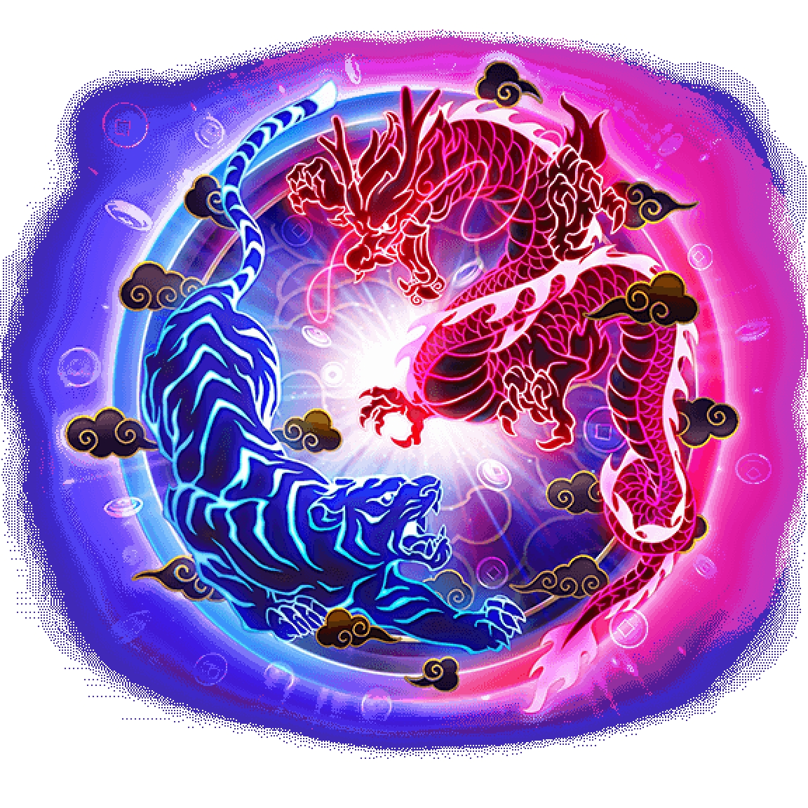 The Dragon Tiger Luck Online Slot Demo Game by PG Soft