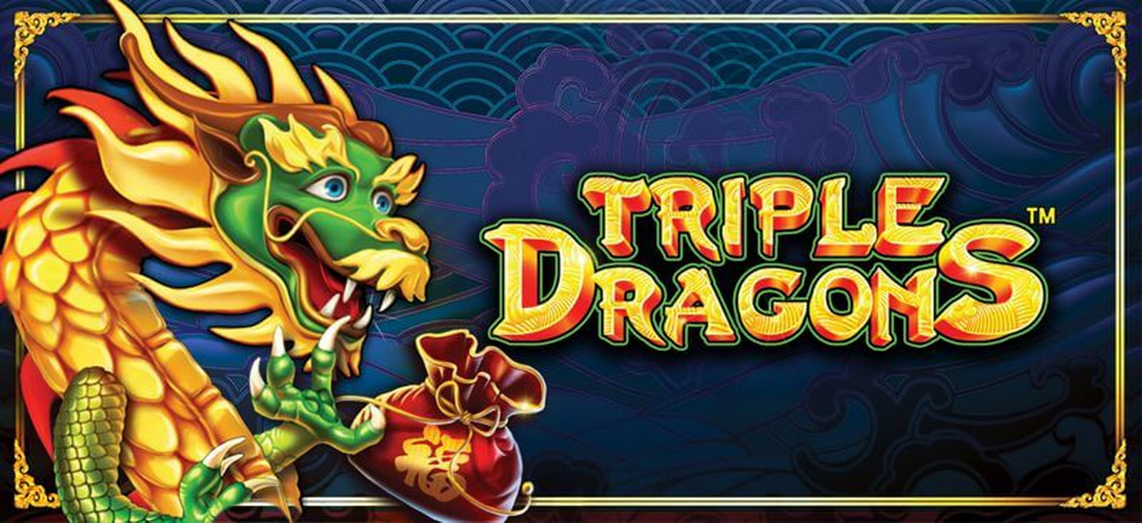 The Triple Dragon Online Slot Demo Game by Platipus Gaming