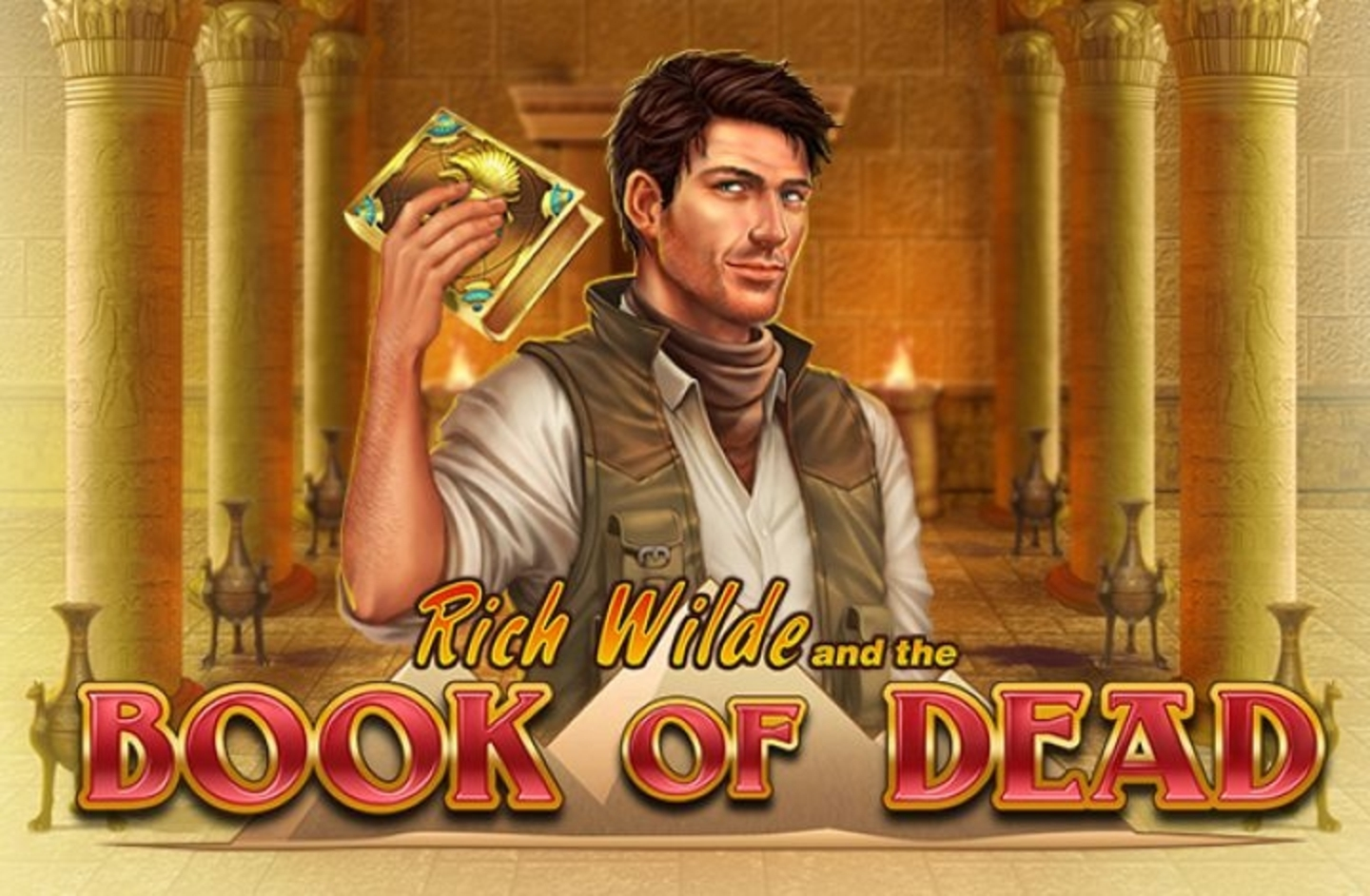 The Book of Dead Online Slot Demo Game by Play'n Go