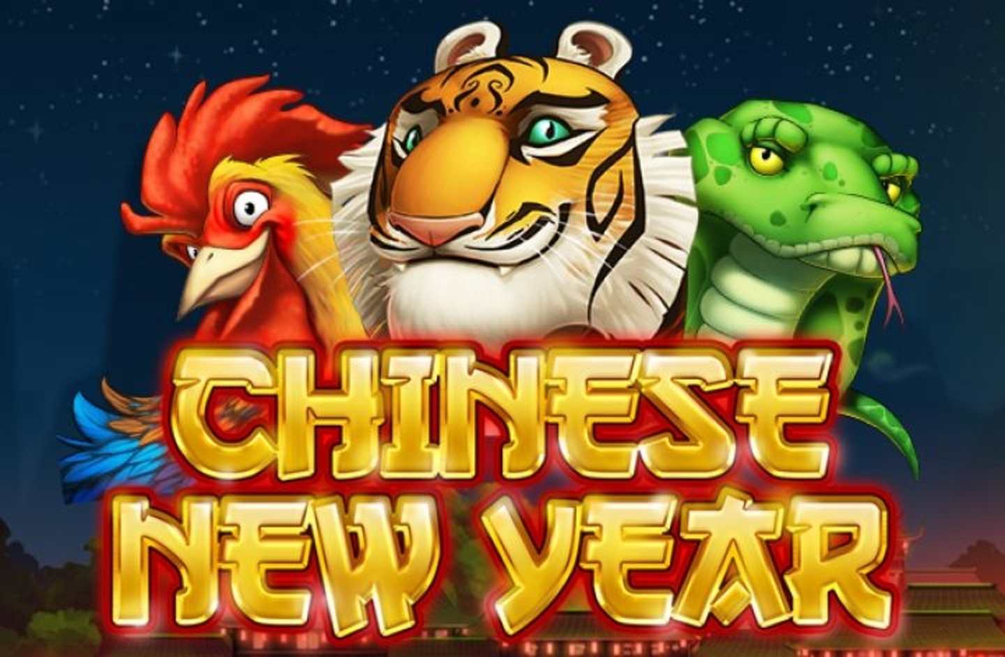 The Chinese New Year (Play'n Go) Online Slot Demo Game by Play'n Go