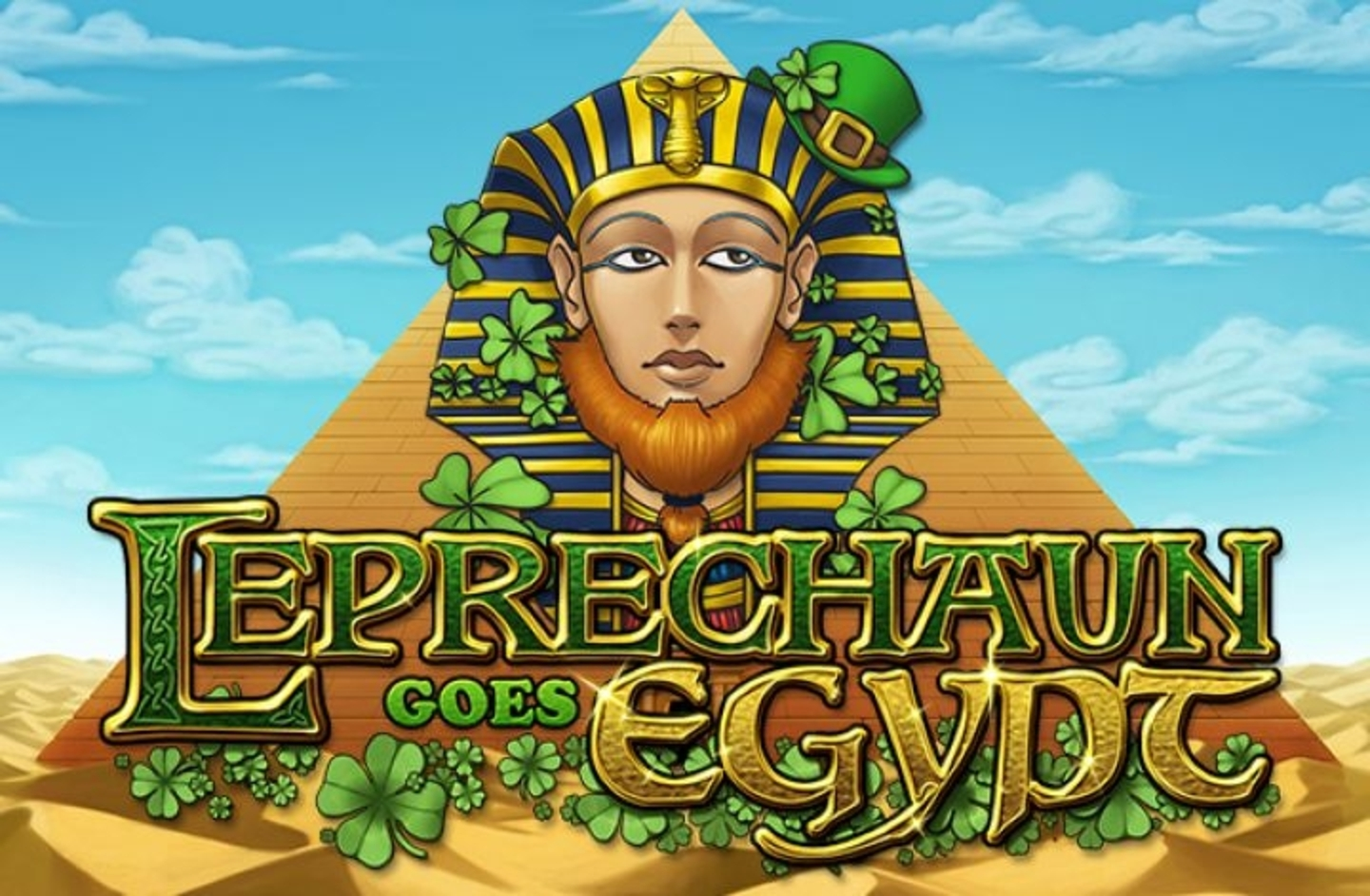 The Leprechaun goes Egypt Online Slot Demo Game by Play'n Go